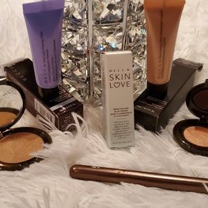 Becca Skin Perfector travel Lot, bronzer, hilite